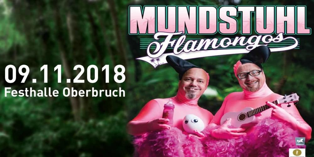 Tickets Mundstuhl, Flamongos in Heinsberg
