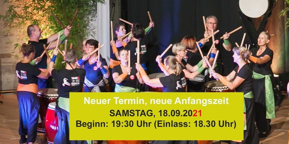 Tickets Special Night of the Drums, Taiko - Lasershow - Pipes & Drums - Rhythmen aus der Percussion-Welt in Übach-Palenberg